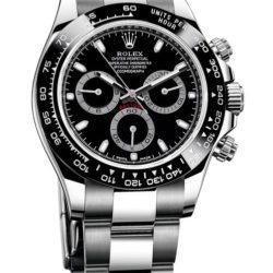 Ремонт часов Rolex 116500 LN-0002 Daytona Cosmograph 40 mm Steel в мастерской на Неглинной