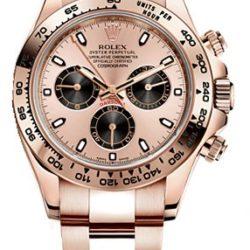 Ремонт часов Rolex 116505 Pink Daytona Everose в мастерской на Неглинной