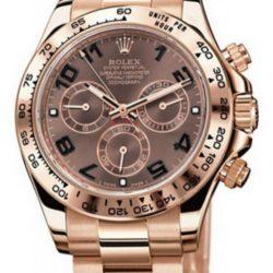 Ремонт часов Rolex 116505 chocolate dial Daytona Cosmograph в мастерской на Неглинной