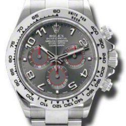 Ремонт часов Rolex 116509 gra Daytona COSMOGRAPH в мастерской на Неглинной