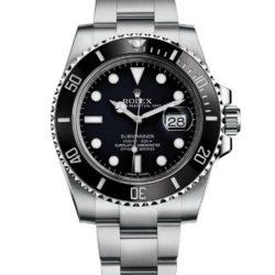 Ремонт часов Rolex 116610LN Submariner Date 40mm Steel Ceramic в мастерской на Неглинной