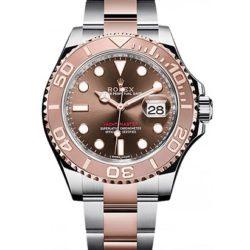 Ремонт часов Rolex 116621-0001 Yacht Master II 40 mm Steel and Everose Gold в мастерской на Неглинной