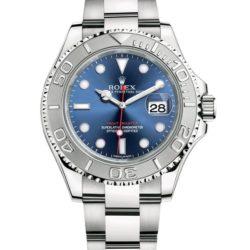 Ремонт часов Rolex 116622-0001 Yacht Master II 40 mm Steel and White Gold в мастерской на Неглинной