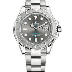 Ремонт часов Rolex 116622-0003 Yacht Master II 40 mm Steel and White Gold в мастерской на Неглинной