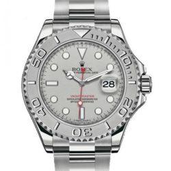 Ремонт часов Rolex 116622 Silver Yacht Master II 40mm Platinum and Steel в мастерской на Неглинной
