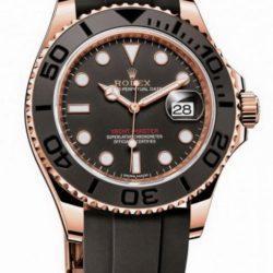 Ремонт часов Rolex 116655 Yacht Master II 40 mm Everose Gold в мастерской на Неглинной