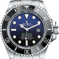 Ремонт часов Rolex 116660 D-Blue Deepsea D-Blue в мастерской на Неглинной