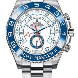 Ремонт часов Rolex 116680 Yacht Master II 44 mm Steel 2013 в мастерской на Неглинной
