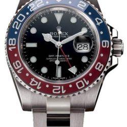 Ремонт часов Rolex 116719BLRO GMT-Master II 40mm White Gold в мастерской на Неглинной