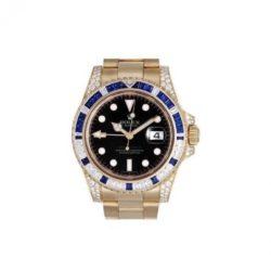 Ремонт часов Rolex 116758SA GMT-Master II 40mm Yellow Gold в мастерской на Неглинной