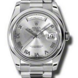 Ремонт часов Rolex 118206 grp Day-Date Platinum в мастерской на Неглинной