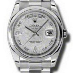 Ремонт часов Rolex 118206 mtdp Day-Date Platinum в мастерской на Неглинной