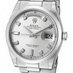Ремонт часов Rolex 118206 sdp Day-Date Platinum в мастерской на Неглинной