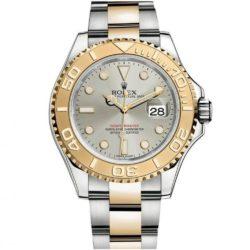 Ремонт часов Rolex 16623 Grey Yacht Master II 40mm Steel and Yellow Gold в мастерской на Неглинной