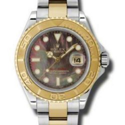 Ремонт часов Rolex 16623 dkmop Yacht Master II 40mm Steel and Yellow Gold в мастерской на Неглинной