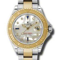 Ремонт часов Rolex 16623 mds Yacht Master II 40mm Steel and Yellow Gold в мастерской на Неглинной
