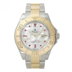 Ремонт часов Rolex 16623 mr Yacht Master II 40mm Steel and Yellow Gold в мастерской на Неглинной