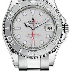 Ремонт часов Rolex 168622 Yacht Master II Yacht-Master 35mm Platinum and Steel в мастерской на Неглинной