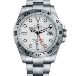 Ремонт часов Rolex 216570 Explorer II 42mm Oyster Perpetual в мастерской на Неглинной