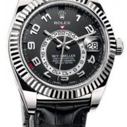 Ремонт часов Rolex 326139 Sky-Dweller 42mm White Gold в мастерской на Неглинной