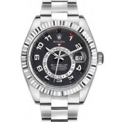 Ремонт часов Rolex 326939 Black Arabic Sky-Dweller 42 mm White Gold в мастерской на Неглинной