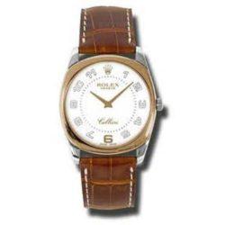 Ремонт часов Rolex 4233.9 bicwa Cellini Danaos White & Rose Gold в мастерской на Неглинной