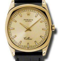Ремонт часов Rolex 4243.8 chi Cellini Danaos XL в мастерской на Неглинной
