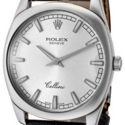 Ремонт часов Rolex 4243.9 ss Cellini Danaos XL в мастерской на Неглинной