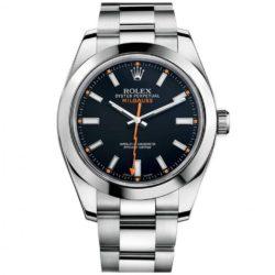Ремонт часов Rolex M116400-0001 Milgauss 40mm Steel в мастерской на Неглинной