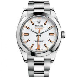 Ремонт часов Rolex M116400-0002 Milgauss 40mm Steel в мастерской на Неглинной