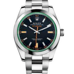 Ремонт часов Rolex M116400GV-0001 Milgauss Steel 40mm в мастерской на Неглинной