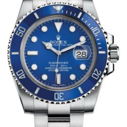 Ремонт часов Rolex M116619LB-0001 Submariner Date White Gold в мастерской на Неглинной