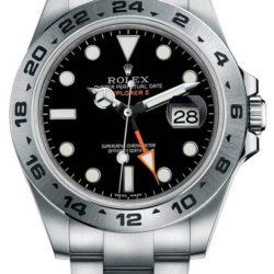Ремонт часов Rolex M216570-0002 Explorer II 42mm Steel в мастерской на Неглинной