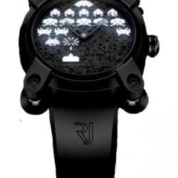 Ремонт часов Romain Jerome RJ.M.AU.IN.006.01 Capsules Space Invaders в мастерской на Неглинной