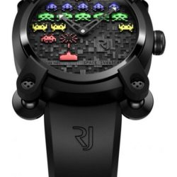 Ремонт часов Romain Jerome RJ.M.AU.IN.006.02 Capsules Space Invaders в мастерской на Неглинной