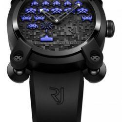Ремонт часов Romain Jerome RJ.M.AU.IN.006.03 Capsules Space Invaders в мастерской на Неглинной