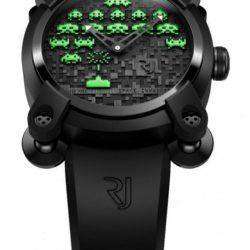 Ремонт часов Romain Jerome RJ.M.AU.IN.006.04 Capsules Space Invaders в мастерской на Неглинной