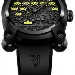 Ремонт часов Romain Jerome RJ.M.AU.IN.006.05 Capsules Space Invaders в мастерской на Неглинной