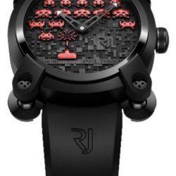 Ремонт часов Romain Jerome RJ.M.AU.IN.006.06 Capsules Space Invaders в мастерской на Неглинной