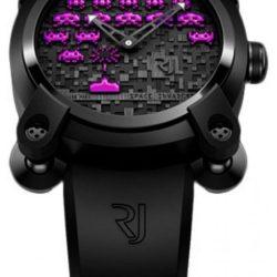 Ремонт часов Romain Jerome RJ.M.AU.IN.006.07 Capsules Space Invaders в мастерской на Неглинной