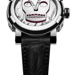 Ремонт часов Romain Jerome RJ.T.AU.AR.001.01 Capsules Art-DNA в мастерской на Неглинной