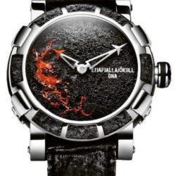 Ремонт часов Romain Jerome RJ.V.AU.001.01 Liberty Dna & More Eyjafjallajokull-DNA в мастерской на Неглинной