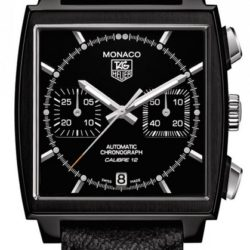 Ремонт часов Tag Heuer Automobile Club de Monaco Black Edition Monaco Automobile Club de Monaco Black Limited Edition 225 в мастерской на Неглинной