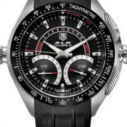 Ремонт часов Tag Heuer CAG-7010.FT-6013 SLR Calibre S Laptimer 1/100th Electro-Mechanical Chronograph 47 mm в мастерской на Неглинной
