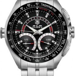 Ремонт часов Tag Heuer CAG7010.BA0254 SLR Calibre S Laptimer 1/100th Electro-Mechanical Chronograph 47 mm в мастерской на Неглинной