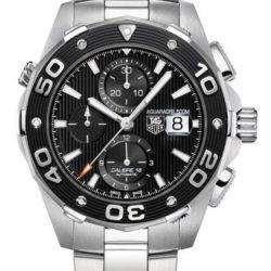 Ремонт часов Tag Heuer CAJ2110.BA0872 Aquaracer 500 M Calibre 16 Automatic Chronograph 44 mm в мастерской на Неглинной