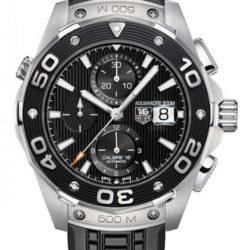 Ремонт часов Tag Heuer CAJ2110.FT6023 Aquaracer 500 M Calibre 16 Automatic Chronograph 44 mm в мастерской на Неглинной