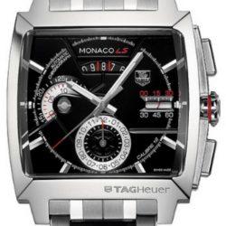 Ремонт часов Tag Heuer CAL2110.BA0781 Monaco Calibre 12 LS Automatic Chronograph 40.5 mm в мастерской на Неглинной