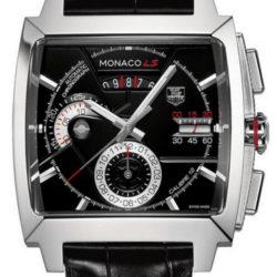 Ремонт часов Tag Heuer CAL2110.FC6257 Monaco Calibre 12 LS Automatic Chronograph 40.5 mm в мастерской на Неглинной