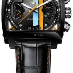 Ремонт часов Tag Heuer CAL5110.FC6265 Monaco 24 Calibre 36 Limited Edition Automatic Chronograph 40.5 mm в мастерской на Неглинной